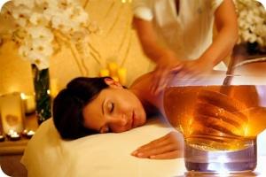 Антицеллюлитный-медовый-массаж